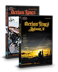 Action Lines and Action Lines 2 Movies for Sale Combo Pack