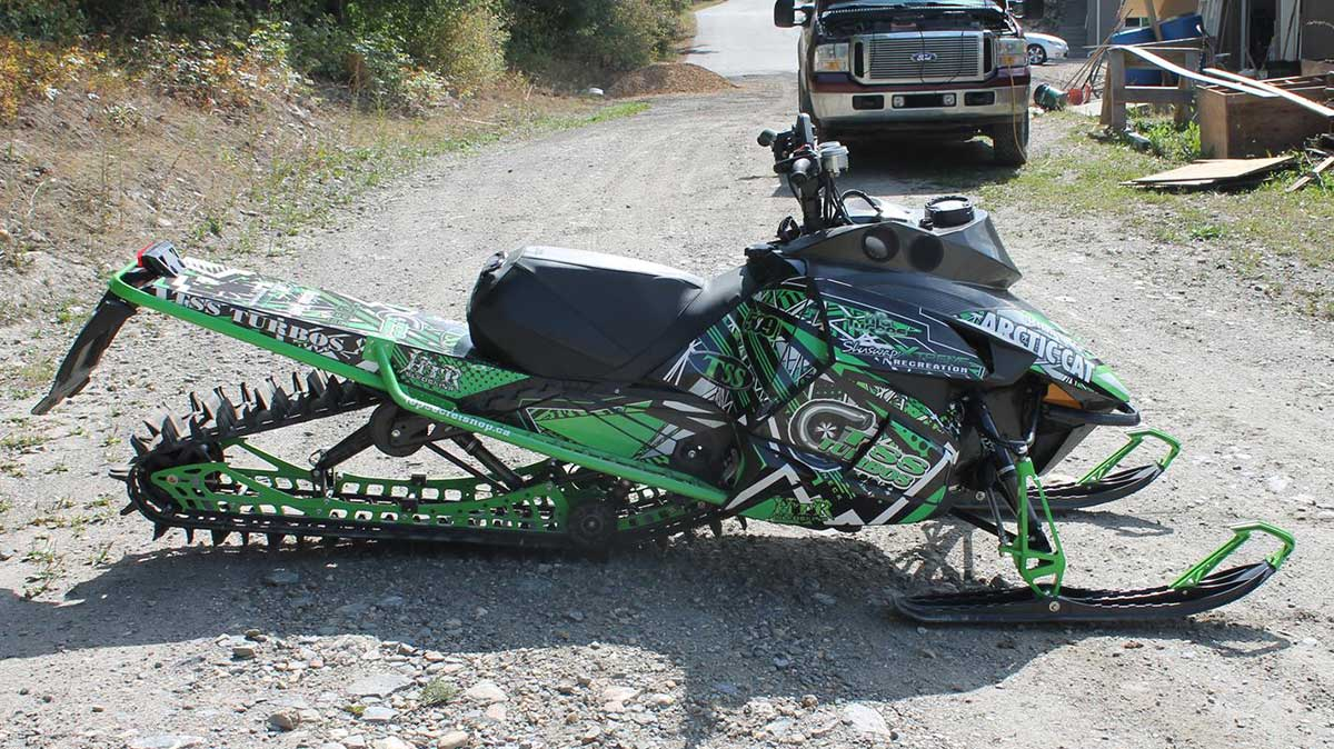 Top secret shop tss turbos sleds and snowmobiles for sale