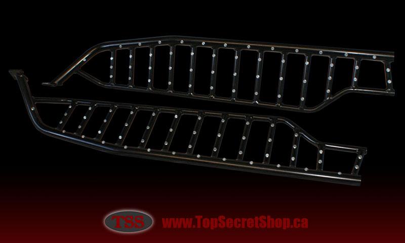 Top Secret Shop - Custom Skidoo Snowmobile Parts